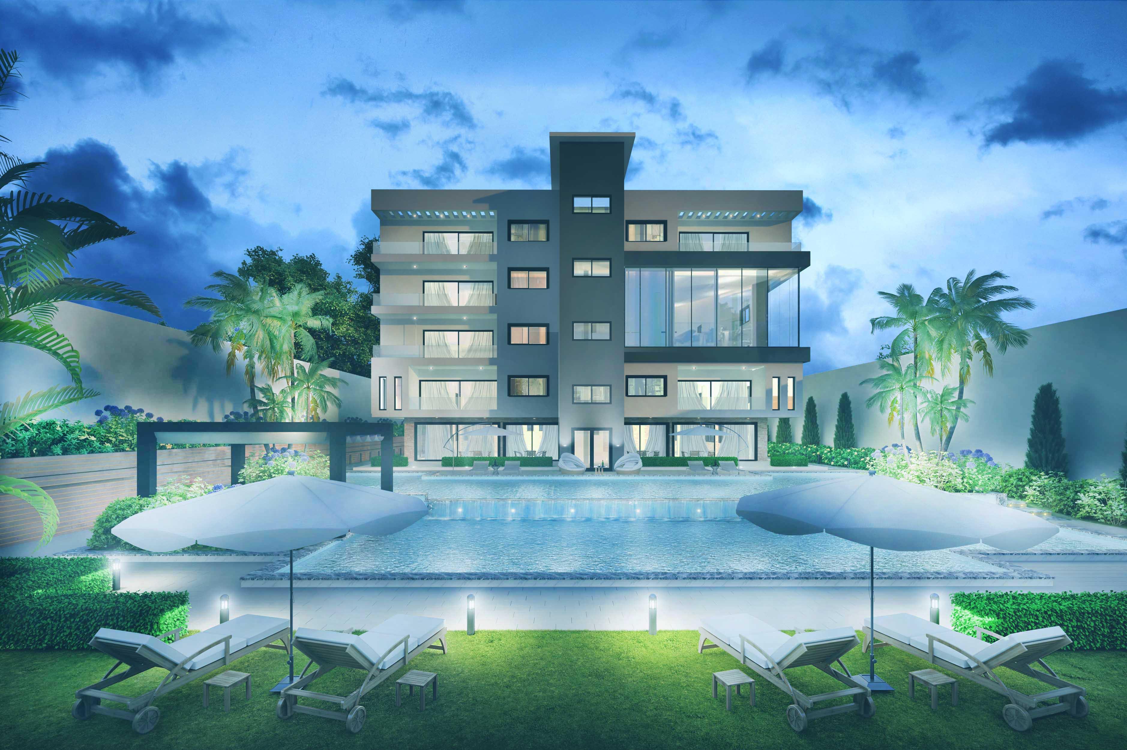 1 modern villa